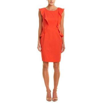 Anne Klein Womens Sheath Dress