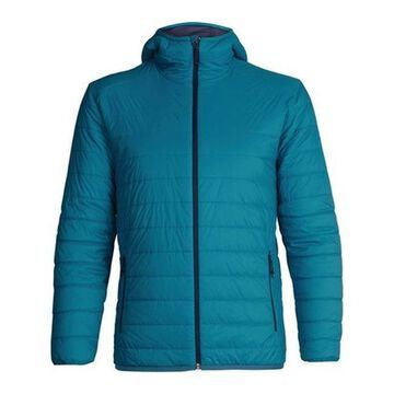 Icebreaker Men's Hyperia Hooded Jacket Alpine