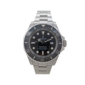 Rolex Deepsea Silver Steel Watches