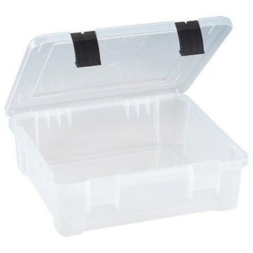 Plano ProLatch XXL Stowaway Tackle Storage Box, Clear
