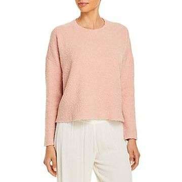 Eileen Fisher Crewneck Boxy Sweater