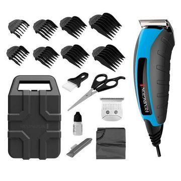 ''Remington Virtually Indestructible 21-Piece Clippers Kit, (Colors Vary) HC5850''