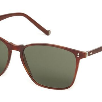 Hackett HSB886 152 Men's Sunglasses Brown Size 56