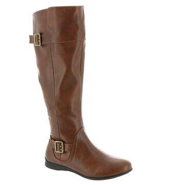 Wanderlust Womens Sylvia Closed Toe Knee High Fashion Boots