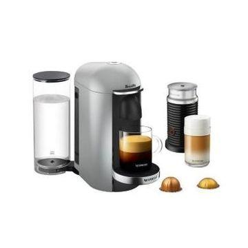 Nespresso by Breville Vertuo Plus Deluxe with Aeroccino