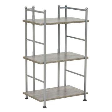 Household Essentials 3-Shelf Bathroom Wall Unit