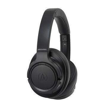 Audio Technica Audio-Technica ATH-SR50BT Bluetooth Wireless Over-Ear Headphones in Black