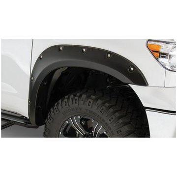 Bushwacker 07-13 Toyota Tundra Pocket Style Flares 2pc - Black