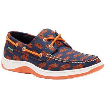 Eastland Houston Astros Navy Summer Boat Shoes