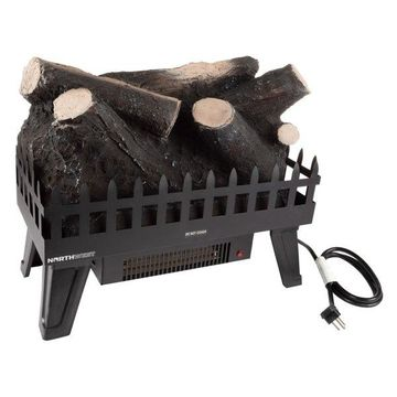Northwest LED Electric Log Heater Insert for Fireplaces