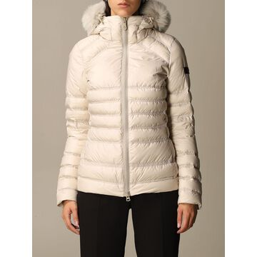 Peuterey Jacket Bell Peuterey Down Jacket In Quilted Nylon