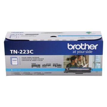 TN223C Toner, 1300 Page-Yield, Cyan