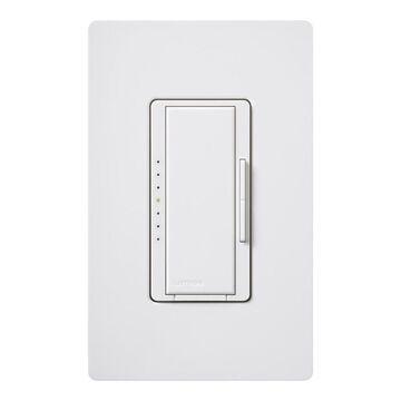 Lutron Maestro Single White Decorator Light Dimmer | MA-600-WH