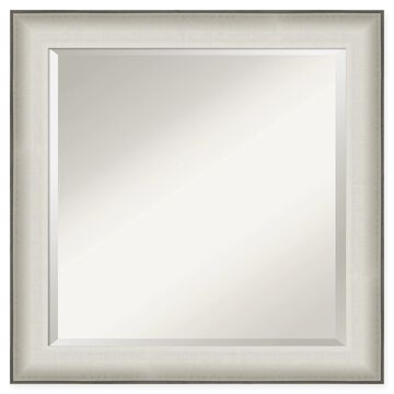 Amanti Art Allure Vanity Mirror in White