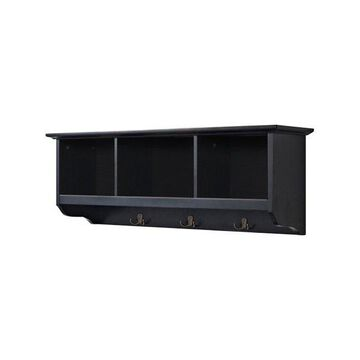 Bowery Hill Storage Shelve, Black