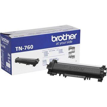 TN760 High-Yield Toner, 3,000 Page-Yield, Black