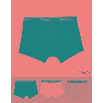 Pepe Jeans Amos 3 pack boxers-Multi