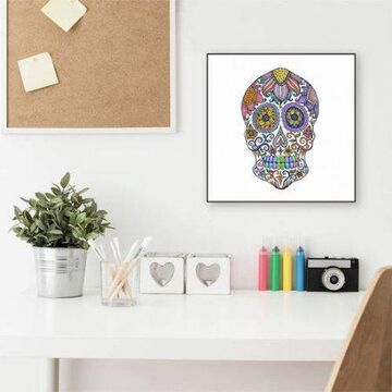 Mainstays 12x12 Color-In Format Frame, Available in Multiple Designs