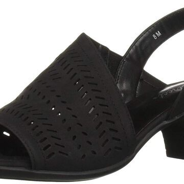 Easy Street Women's Goldie Dress Casual Sandal with Cutouts