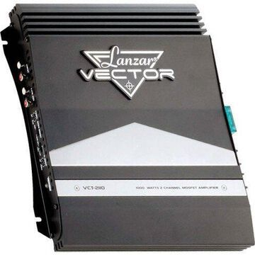 Lanzar 1000W 2 Channel High Power Mosfet Amplifier
