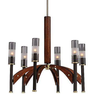 Merge Chandelier by Maxim Lighting