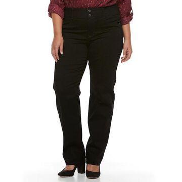 Plus Size Apt. 9 Straight Leg Jean