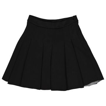 T By Alexander Wang Black Synthetic Skirts