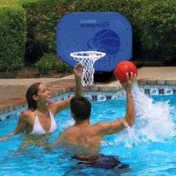 Poolmaster 72781 Classic Poolside Basketball Game