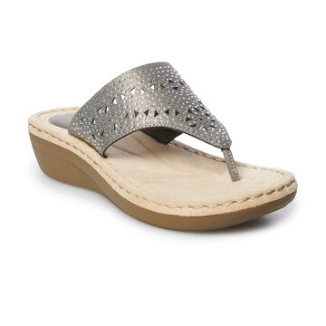 Croft & Barrow Chainmail Women's Sandals