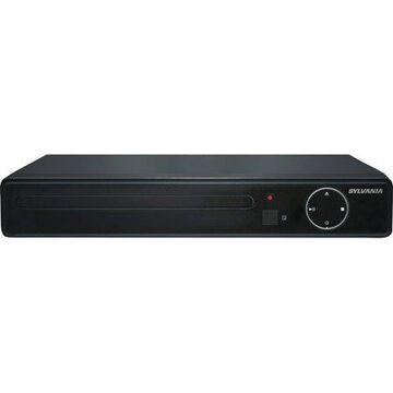 Sylvania Sdvd6655 Dvd Player With 1080p Upconversion