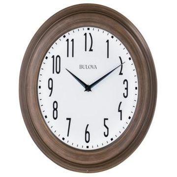 Bulova Beacon Wall Clock