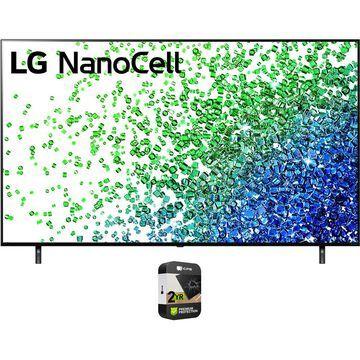 LG 75 Inch HDR 4K UHD Smart NanoCell LED TV 2021 + 2 Year Premium Warranty