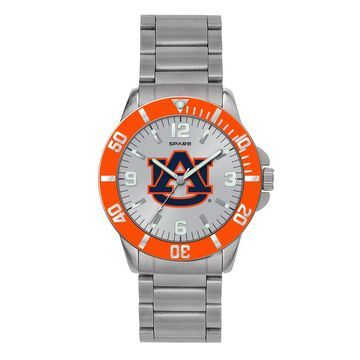 Men's Sparo Auburn Tigers Key Watch