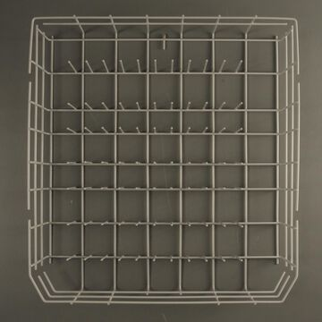 Kenmore Dishwasher Part # WPW10525643 - Lower Dishrack Assembly - Genuine OEM Part