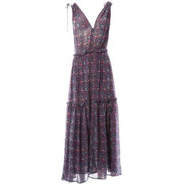 Ulla Johnson Blue Silk Dresses