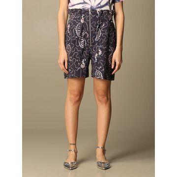 Isabel Marant Etoile patterned shorts