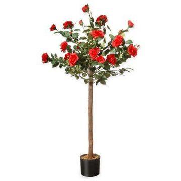 National Tree Company 48-Inch Rose Tree