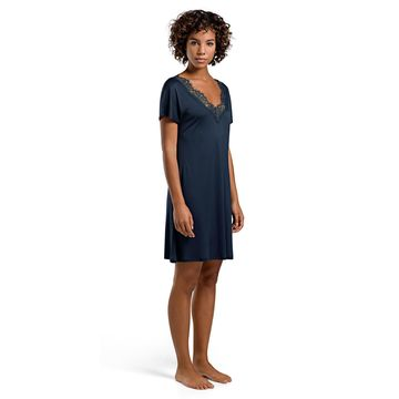 Livia Short Sleeve Gown