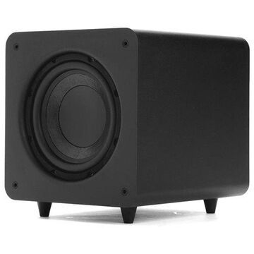 Polk Audio PSW111 Subwoofer (Single, Black)