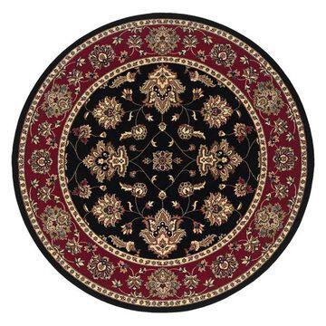 Oriental Weavers Ariana Floral Black/Red Rug