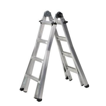 COSCO 18 ft. Reach Multi-Position Ladder