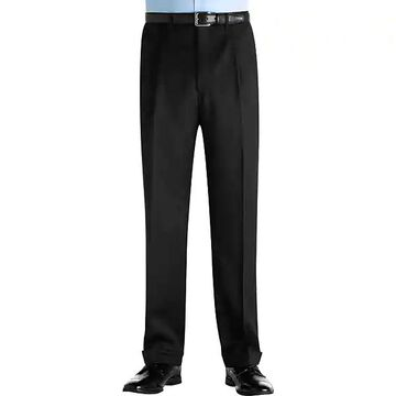 Joseph Abboud Men's Navy Pleated Dress Pants - Size: 38W