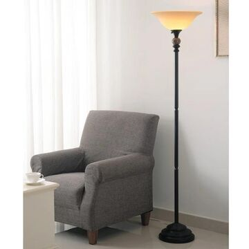 Avery 1-light Torchiere Lamp (Oil Rubbed Bronze)