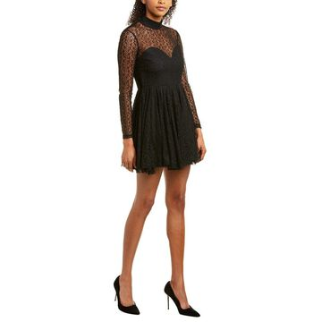 Bardot Womens Thea A-Line Dress