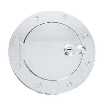 Rugged Ridge 1142504 Billet Style Gas Cover
