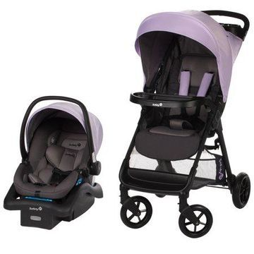 Safety 1st Smooth Ride Travel System, Wisteria Lane