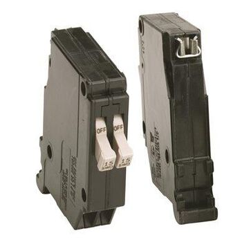 Eaton 457076 Ch 2-20 Amp 1-Pole Tandem Circuit Breaker