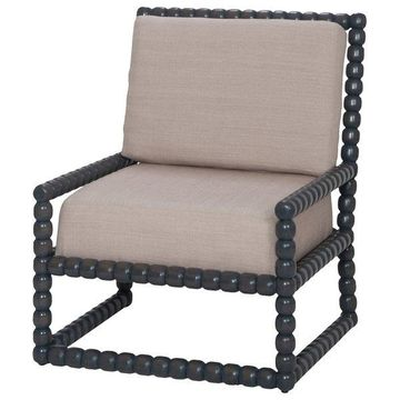 Sterling Industries Montgomery Chair, Antique Smoke, 7011-472