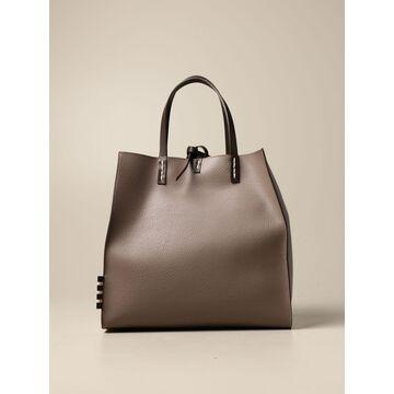Felicia Manila Grace Handbag In Textured Synthetic Leather