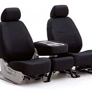 Coverking Spacer Mesh Seat Covers in Black